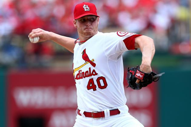 Cards Have More Good, Young Arms Than Ever