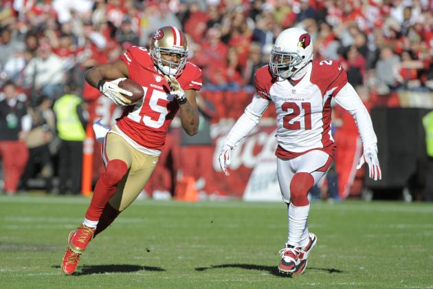Michael Crabtree's Matchup with Patrick Peterson