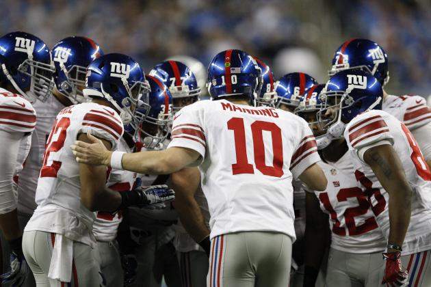 New York Giants Reader Mailbag: Lining Up the Lines