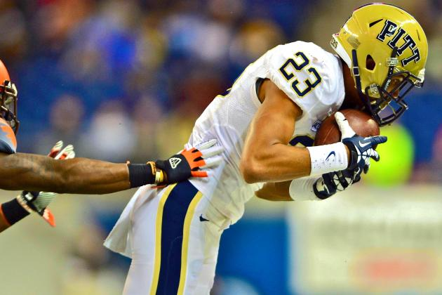 Freshmen Stars Show ACC Pitt Will Be a Force to Be Reckoned with in 2014
