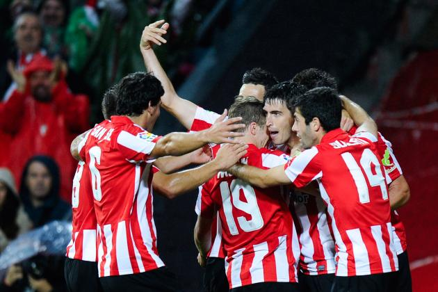 Charting the Rise of Athletic Club Bilbao in La Liga This Season