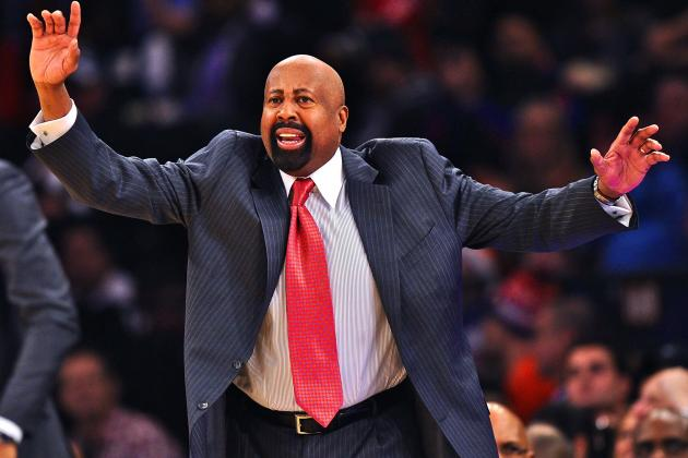 Mike Woodson: 'I Expect Us' to Win Atlantic Division This Season