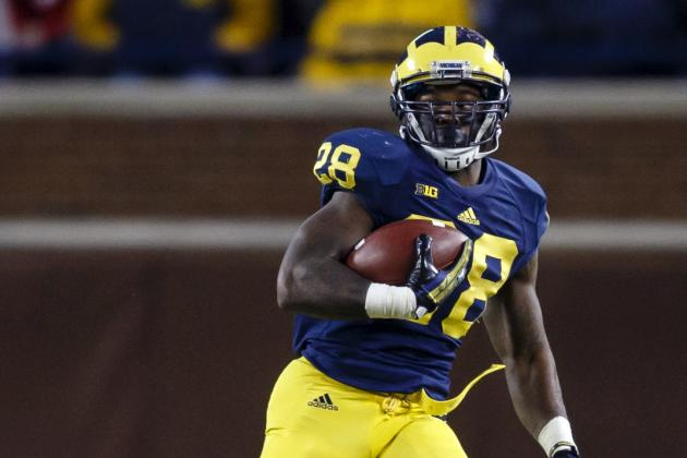 Fitz Toussaint Says Michigan Linemen Simply Needed Time to Develop