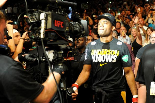UFC 168: Keys to Victory for Anderson Silva