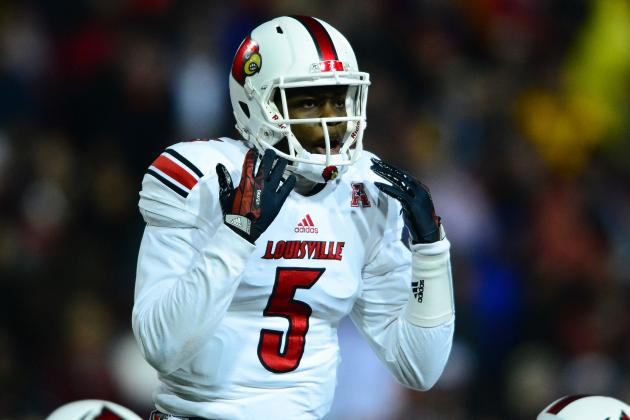 Pros and Cons of Teddy Bridgewater Entering NFL Draft