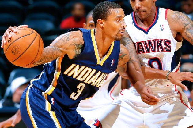 Stop Searching for Replacements, George Hill Is Perfect Point Guard for Pacers