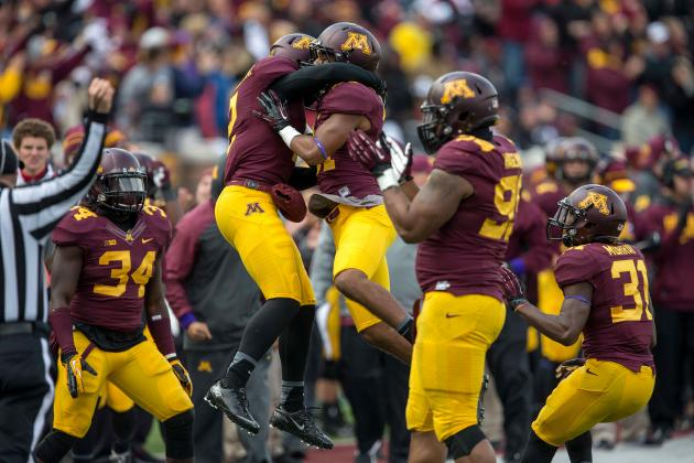 Minnesota Winning a Bowl Game Could Shake Final Cobwebs out of Dormant Program