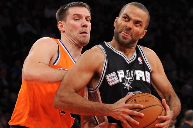 Report: Knicks Could Target Parker in 2015
