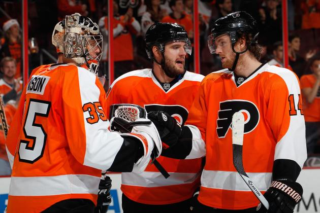 Flyers Must Fix Road Struggles on 5-Game Swing