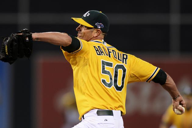 Rumors: Giants Sniffing Around Grant Balfour