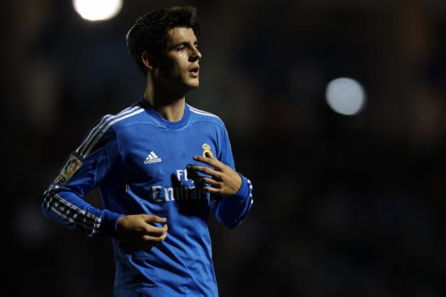 Real Madrid News: Why Alvaro Morata Must Remain at the Bernabeu