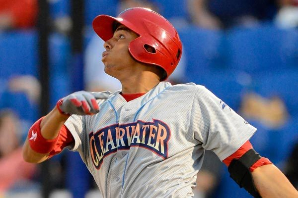 Phils Pin Hopes on Prospect Aaron Altherr