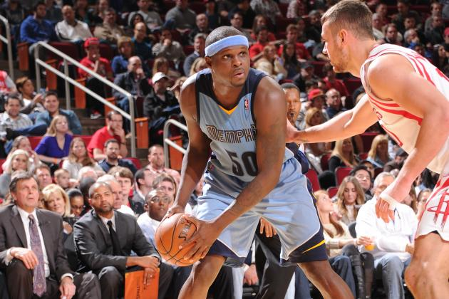 Zach Randolph Fined $25K by NBA