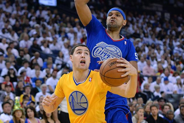 Inside the Warriors: Klay Thompson & the Post