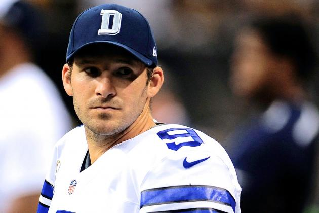 What We Know About Tony Romo's Back Surgery
