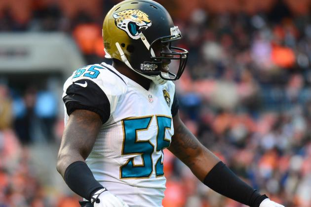 Knee Forces Jaguars to Shut Down Geno Hayes