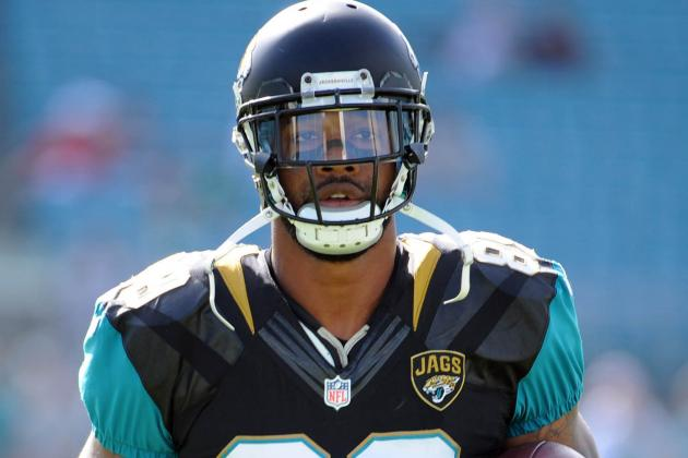Marcedes Lewis Makes a Play to Stay with Jaguars