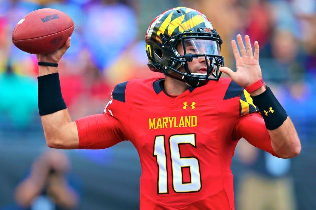 Military Bowl 2013 Marshall vs. Maryland: Live Score and Highlights