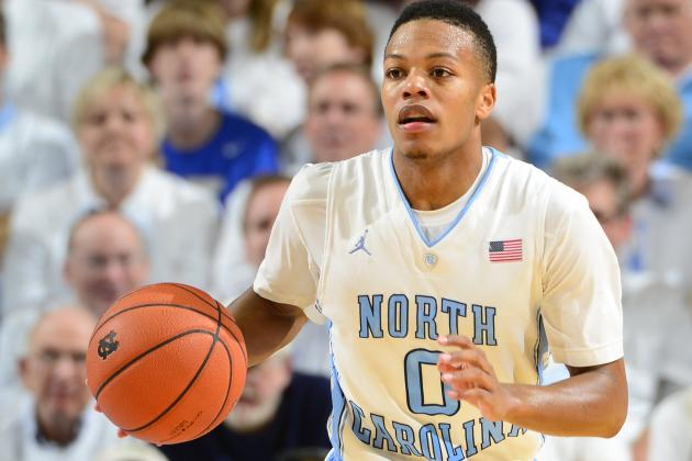 Frosh Britt Playing Key Role for UNC