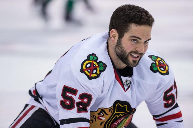 Blackhawks' Bollig Evolving Beyond Just a One-Dimensional Fighter