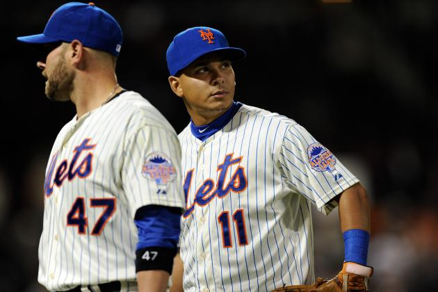 No Stephen Drew in New York? J.P. Ricciardi Says Mets Happy with Ruben Tejada