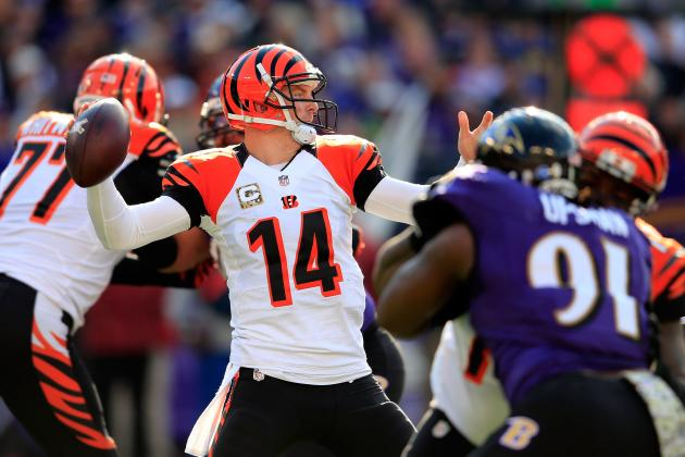If Bengals Beat Ravens on Sunday, the Playoff Momentum Is on Their Side