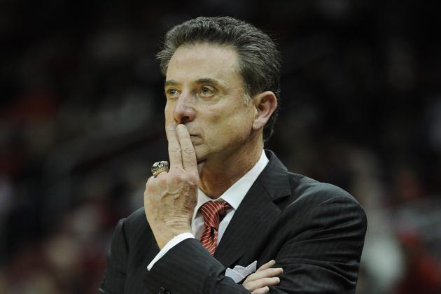 Pitino 'Shocked' He Didn't Get Trey Lyles