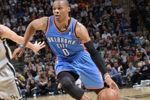 Thunder's Russell Westbrook Undergoes Third Surgery on Knee