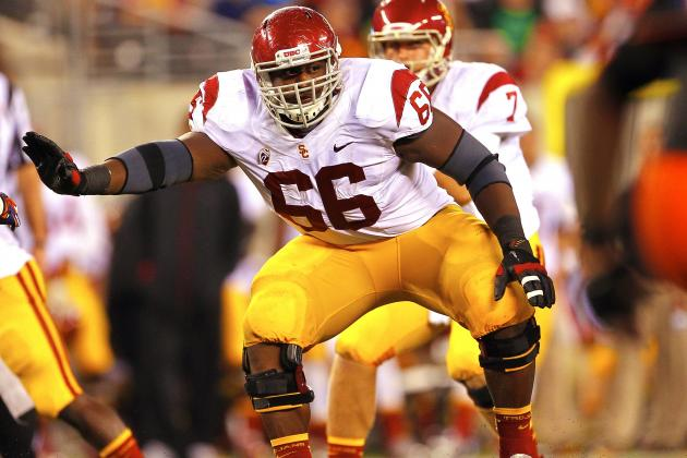 USC Football: Trojans' Marcus Martin Declares for 2014 NFL Draft