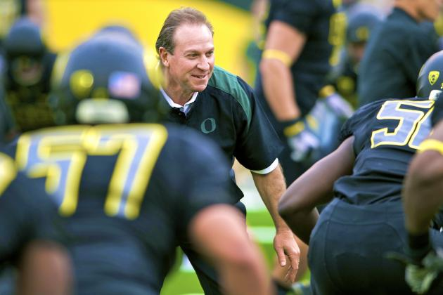 Oregon's Defensive Coordinator Nick Aliotti to Retire After Alamo Bowl