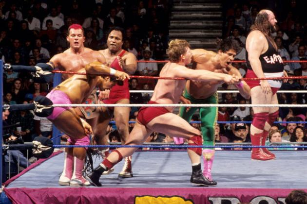 Examining the Anatomy of a Perfect WWE Royal Rumble Match