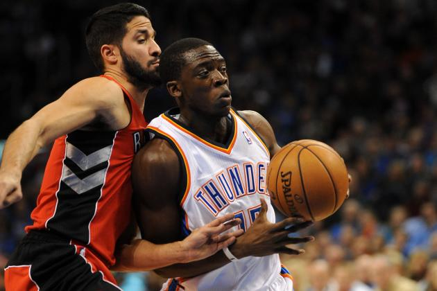 OKC Thunder: The Around-the-World Travels of Reggie Jackson