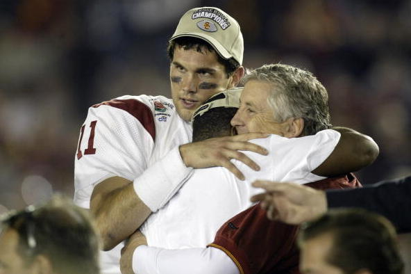 BCS Years in Review: 2003, Nightmare of Split National Championship