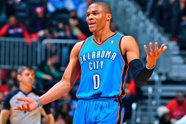 How Russell Westbrook's Injury Shakes Up Western Conference