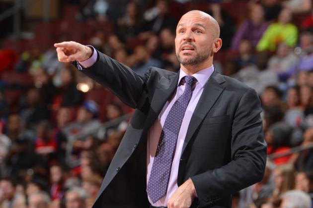 Jason Kidd Losing Support Within Nets' Locker Room