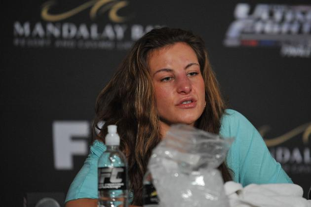 Miesha Tate Must Win Against Ronda Rousey at UFC 168 to Remain Relevant