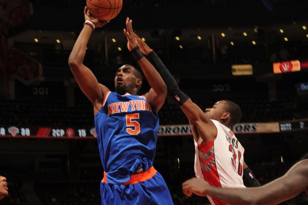 Toronto Raptors vs. New York Knicks: Live Score and Analysis