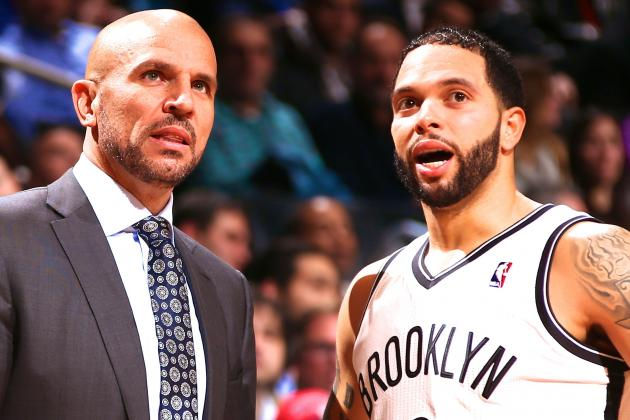 Jason Kidd Reportedly Losing Nets Locker Room, Players 'Don't Understand' Roles