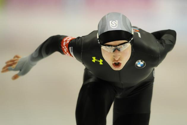 Speedskating US Olympic Trials 2014: Live Results, Times for Men's 5000m