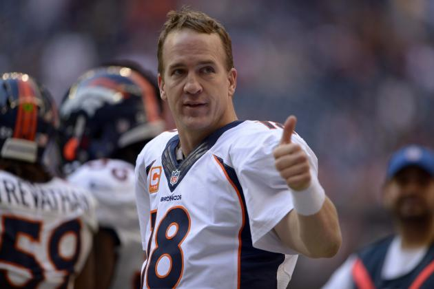 NFL Reportedly Admits Peyton Manning's Record-Tying TD Shouldn't Have Counted