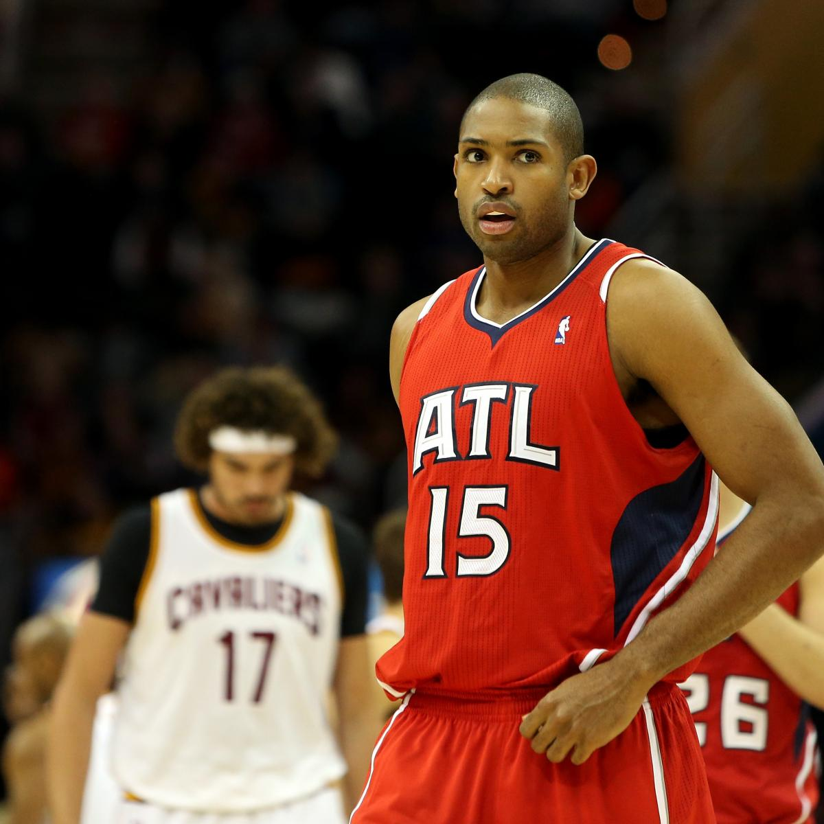 Hibbert and no 6 seed hawks al horford are two of the best centers - Are Atlanta Hawks Still A Playoff Team Without Al Horford Bleacher Report