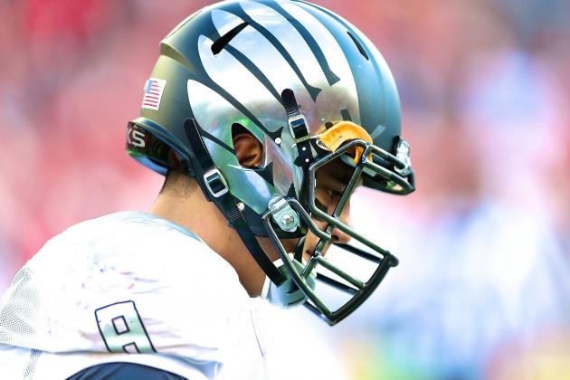 Oregon Football: Ducks Must Avoid an Alamo Bowl Letdown