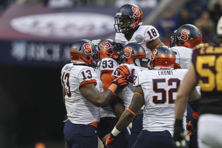 Syracuse vs. Minnesota: Score, Grades and Analysis from Texas Bowl 2013