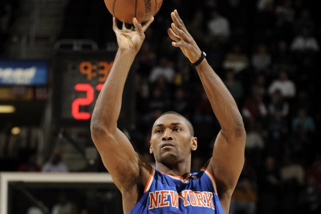 Metta World Peace Calls Himself an 'Alien' in Bizarre Rant