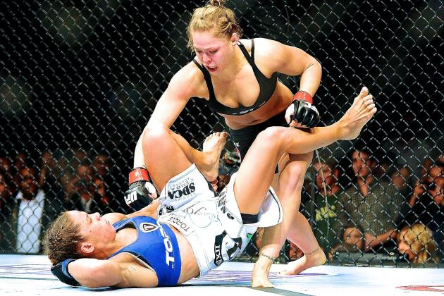 Rousey vs. Tate 2: Statistical Breakdown of Anticipated Rematch
