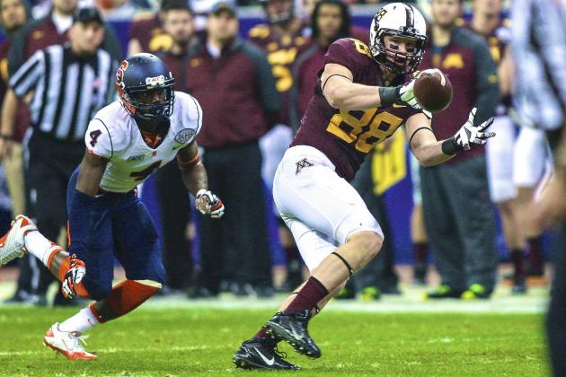 Texas Bowl 2013 Syracuse vs. Minnesota: Live Score and Highlights