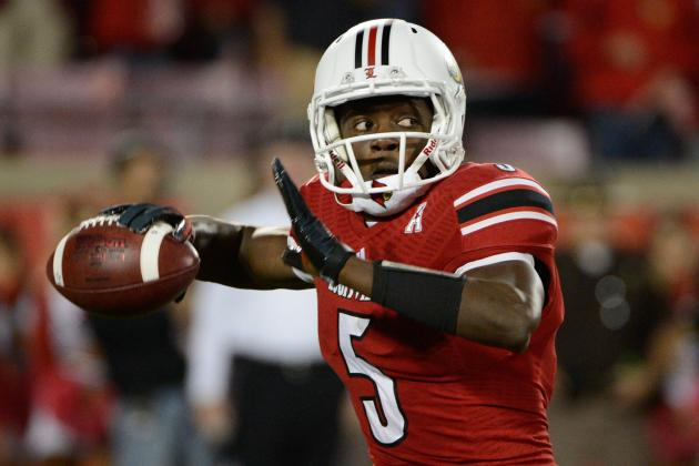 2014 NFL Draft: Buying or Selling Top QB Prospects