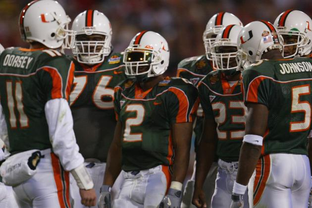 Miami Hurricanes Football: The U's Road Back to Glory