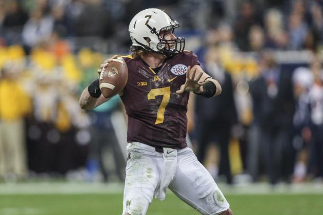 Why Minnesota's Performance in Texas Bowl Should Have Big Ten Fans Worried