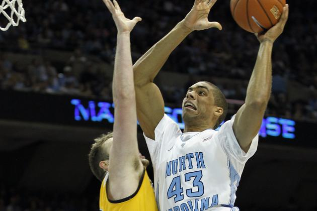 No. 19 North Carolina over Northern Kentucky 75-60